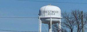 crestwood water tower